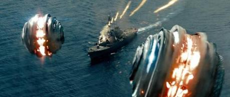 Battleship - Packs Good Special Effects And A Lame Story