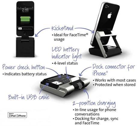 iPhone 4S Dock