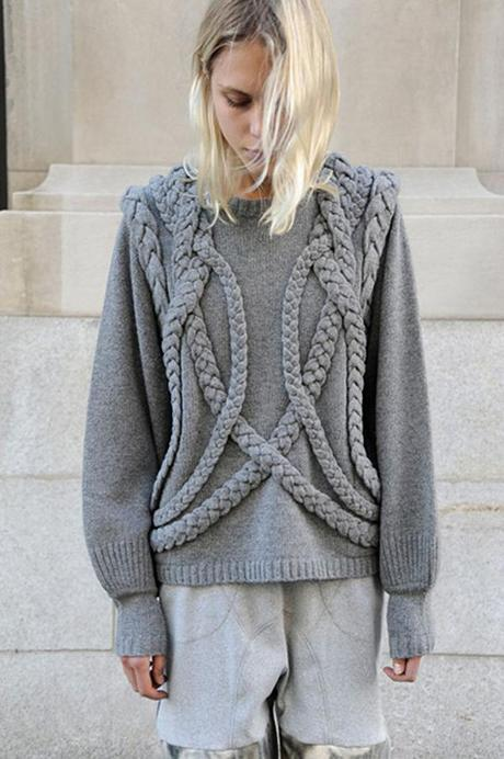 [Guest Post] Mimosa Lane The Cozy Cable Knit