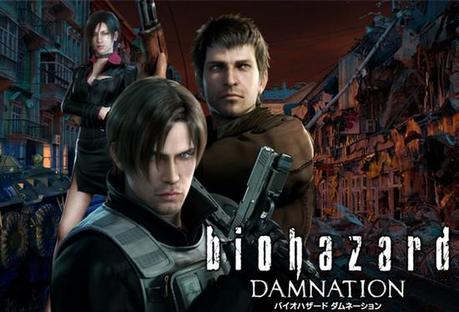 Resident Evil Damnation Review Best Cgi Movie I Ve Seen So Far Paperblog