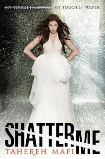 Review: Shatter Me (Audiobook)