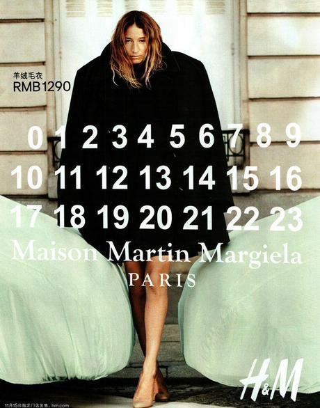 Maison Martin Margiela for HM
