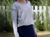 Statement Shoulders Sweatshirt