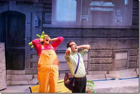 Review: Knuffle Bunny – a cautionary musical (Emerald City Theatre)
