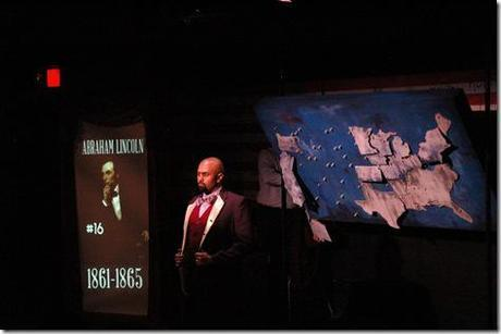 Review: 44 Plays for 44 Presidents (The Neo-Futurists)