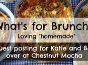 Guest Posting Over Chestnut Mocha!