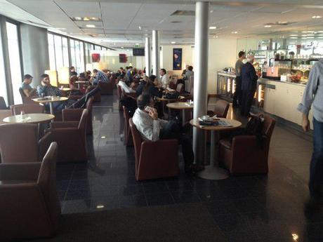 CDG: Air France Business Lounge Terminal 2C