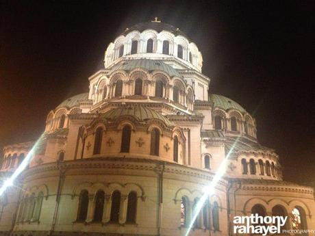 A Culinary Journey Around Europe's Greatest Cities: Bulgaria 2012