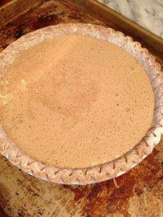 The Witches Kitchen: French Canadian Maple Pie