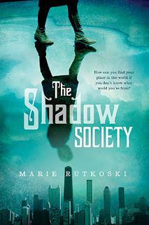 A Book in Pictures Guest Post: 'The Shadow Society' by Marie Lutkowski