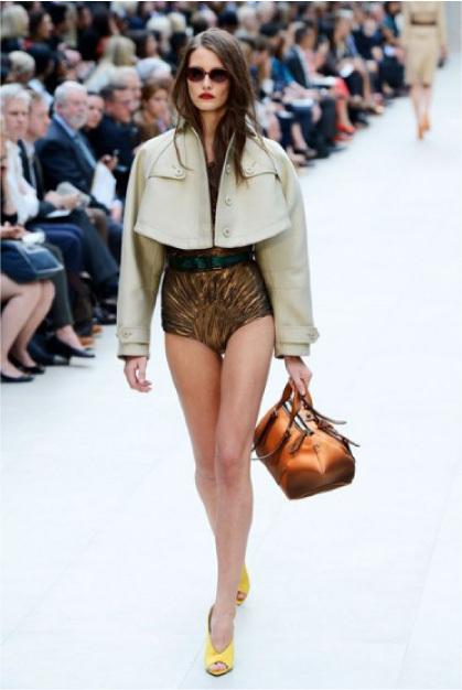 Burberry Spring/Summer 2013 Collection