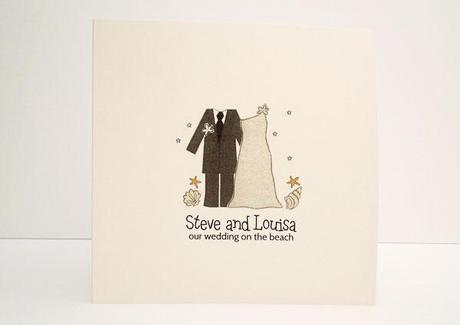 seaside wedding invitation by Bunny Delicious (3)