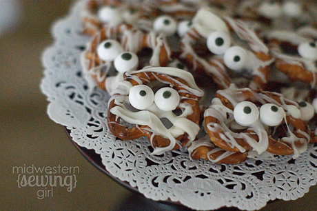 Blast from the Past! quick & easy Halloween snack...