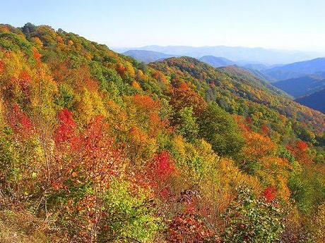 Knoxville named one of the top 10 u s travel destinations for Best places to travel in october in the us