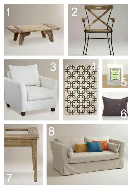 dream on: making over our living room with world market's $10,000 hgtv passport to style sweepstakes