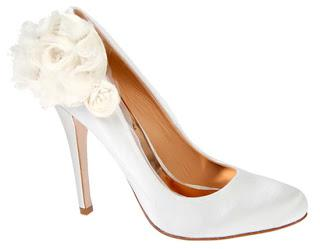 Latest & Beautiful Wedding Shoes Collection 2012 For Ladies