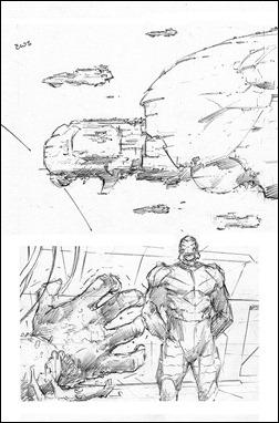 X-O Manowar #9 Preview 1