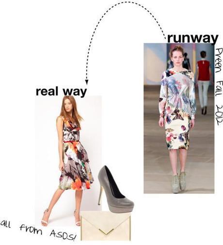 Runway to Real Way: Preen