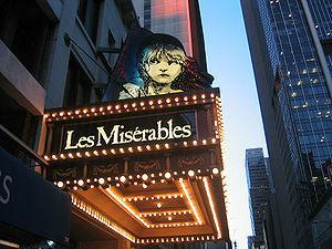 English: New York City: Les Misérables at the ...