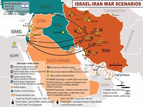 A month of surprises…….Israel attack on Iran