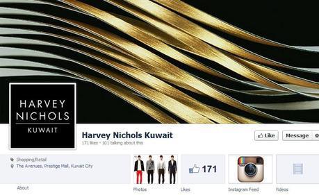 Harvey Nichols opening soon!!!!