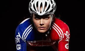 Victoria Pendleton: a rower in the making (and remember, you heard it here first)