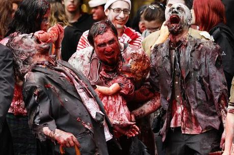 Zombie Apocalypse: possible, not quite plausible