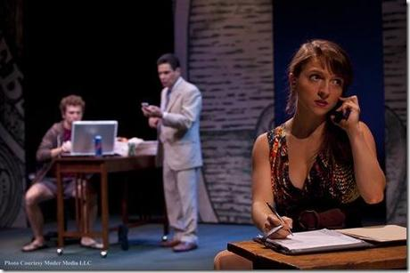 Review: microcrisis (Next Act Theatre)