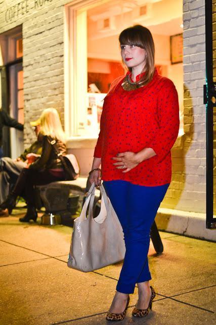 Fashion Friday: Washingtonian Magazine feature