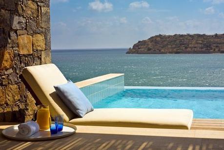 Honeymoon hotel in Crete, Greece