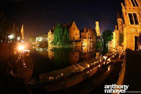 The International City Guide V.8: Bruges