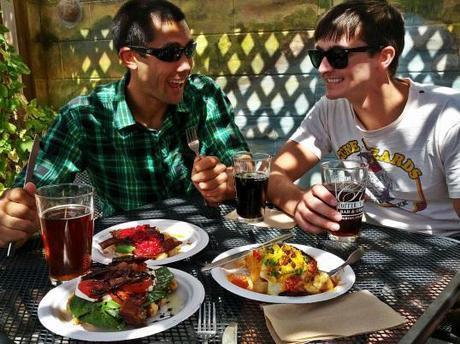 TNT: A Perfect Rest (Sun)Day in Fort Collins