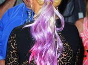 Christina Announced Nominations With Ombre Hair Hottest Hairstyles 2013