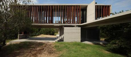 Casa Costa Esmeralda by BAK arquitectos
