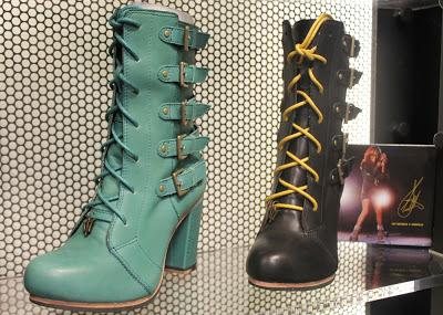 Shoe of the Day | Cat Footwear X Shontelle Xtreme Boot