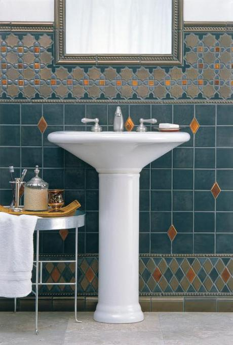 Moroccan Influenced Tile
