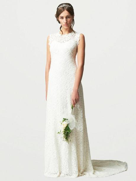 wedding dress House of Fraser (2)