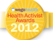 Nominated Wego Health Awards
