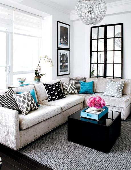 Styleathome Com Using Black And White In Your Home Decor Homespirations