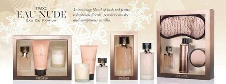Next, Eau Nude Perfume