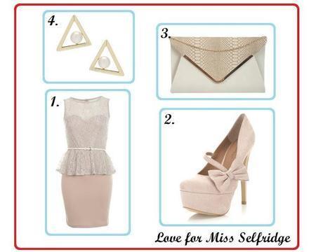 Love for Miss Selfridge