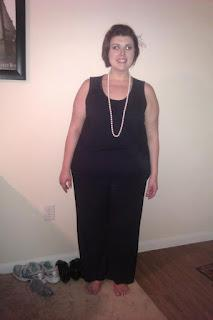 Lisa BEFORE Gastric Sleeve Surgery