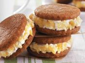 This Week's Make Bake Gingersnap Cream Sandwiches