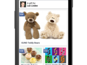 Facebook Launches Gifts, Gifts Post Service Friends