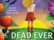 Dead Ever After Cover Been Revealed!