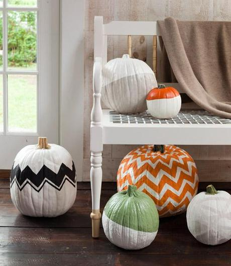 Pin by sheri heywood on halloween pinterest Unique pumpkin decorating ideas