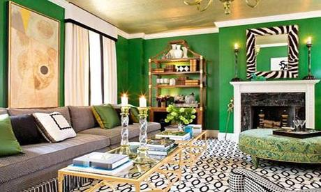 thelennoxx com1 Decorating with Jewel Tone Colors HomeSpirations