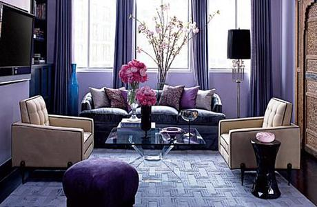 elledecor com1 Decorating with Jewel Tone Colors HomeSpirations