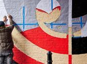 Shepard Fairey London Mural No.3