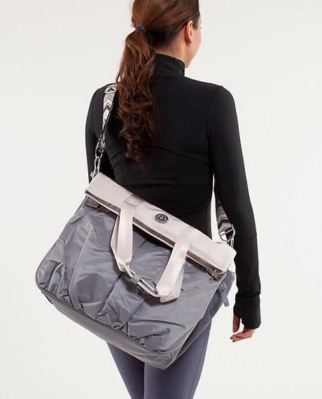 Lululemon Flow Amp Go Tote Review Paperblog